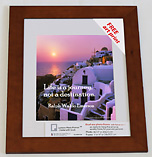 Sundance Frame - 11x14in (280x355mm, photo size 195x245mm)