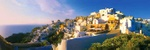 Sunset point - Greece P253 (sizes: 400x1200; 500x1500; 600x1800mm)